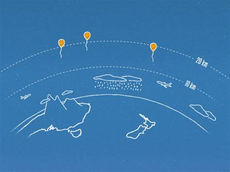 design boom google news google gets government nod to beam internet from balloons