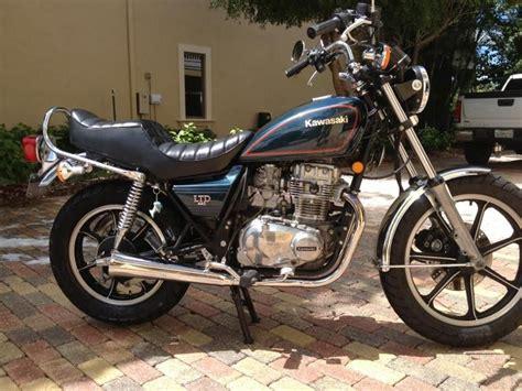 Kawasaki 440 Ltd For Sale by 1982 Kawasaki Ltd 440 Belt Drive For Sale On 2040 Motos