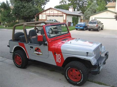 jurassic jeep blue jurassic park jeep pictures photos and images for