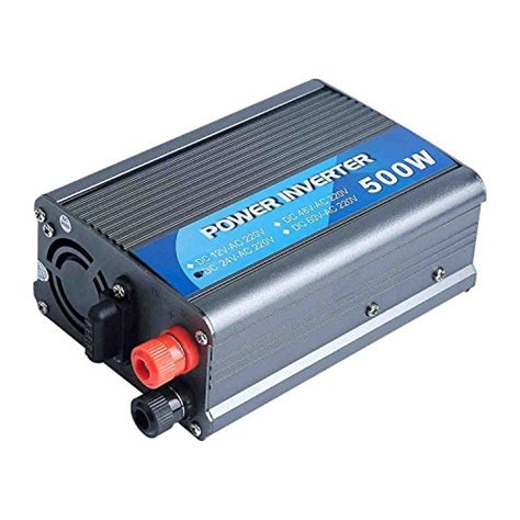 24 Volt Inverter Merk Suoer 500w Watt 24v 220v weikin power inverter 500 watt dc 24v to ac 220v 230v 240v