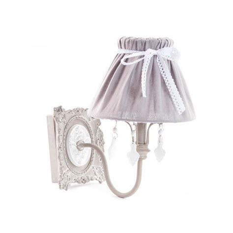 applique stile provenzale applique da muro shabby chic 2 ladari lade