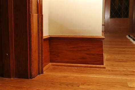 craftsman baseboard craftsman baseboard trim styles bing images home mission