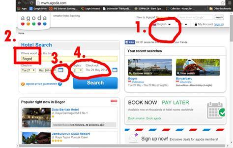 agoda adalah cara memesan kamar hotel di agoda saran2 com
