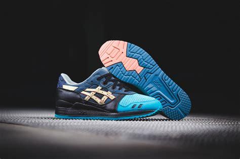 Asics Gel Lyte Lll Ronnie Fieg 1 ronnie fieg asics gel lyte iii what the fieg release date sneaker bar detroit