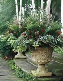 martha moments festive winter urns