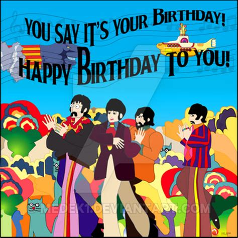 download mp3 the beatles happy birthday today is your birthday beatles birthday card pictures to
