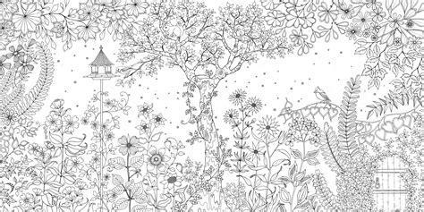 secret garden coloring book japanese mein verzauberter garten eine schatzsuche knesebeck verlag