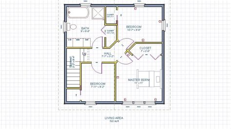 24x24 floor plans diy 24x24 cabin floor plans plans free