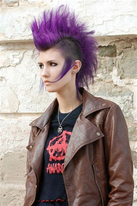 can women with a mahawk hair xut put weave in hair punk hairstyles for women stylish punk hair photos