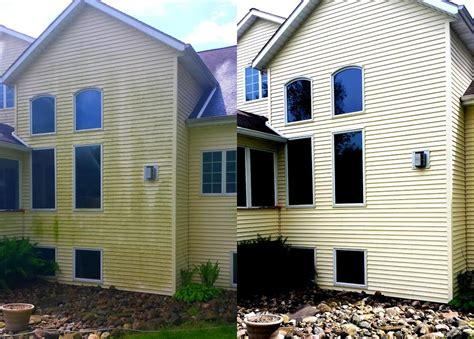 wash house house washing 1 year warranty against algae growth m d power washing llc