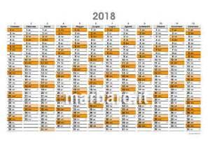 Calendario 2018 Numero Settimane Planner 2018 Da Stare Scarica Adesso Il Tuo Planner
