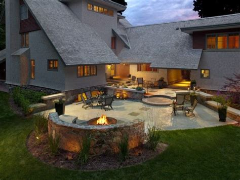 19 Impressive Outdoor Fire Pit Design Ideas For More