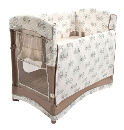 Mini Crib Co Sleeper Mini Arc Co Sleeper 174 Compact And Comfortable Baby Bassinet Arm S Reach 174 Concepts