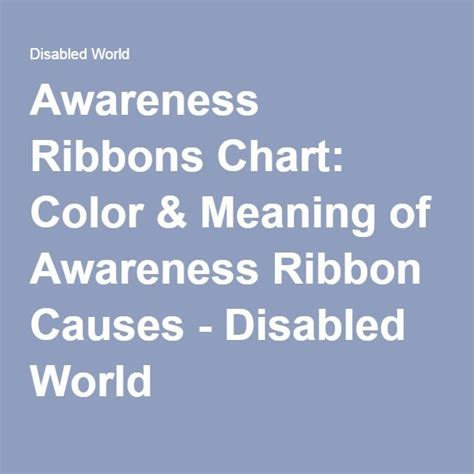 ribbon color meaning 1000 ideas about awareness ribbons on breast