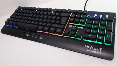 Keyboard Sades Spearwolf 10 keyboard gaming murah berkualitas di tahun 2018