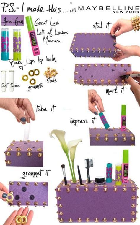 makeup vanity organization ms tapioca creative makeup organization solutions that will help you