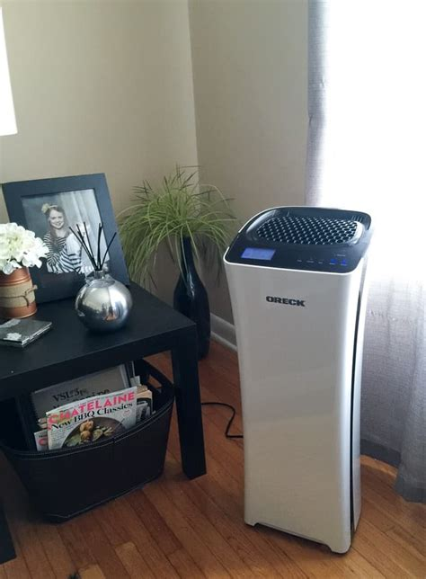 oreck air refresh 2 in 1 air purifier humidifier simply stacie