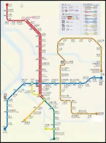 Taipei Metro Map by Taipei Metro Map Subway Mapsof Net