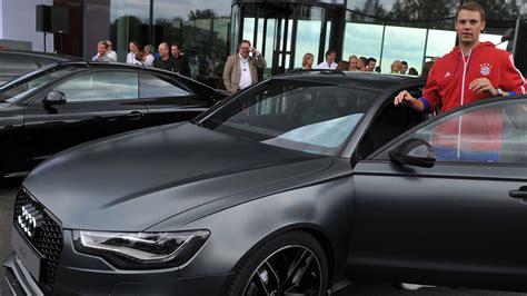 Mats Hummels Auto by Die Autos Der Fu 223 Ballspieler