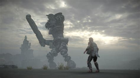 shadow of the colossus ps4 screenshots released