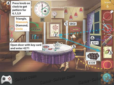 escape the room walkthrough in words escape room apartment 9 level 6 solver