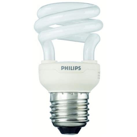 Lu Philips Tornado 27 Watt philips tornado esaver t2 8w 827 e27 220 240v cat 233 gorie aspirateur sans sac