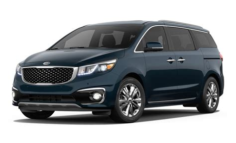Kia Caravan Kia Sedona Reviews Kia Sedona Price Photos And Specs