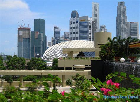 singapore  leading tourist destinations  southeastern