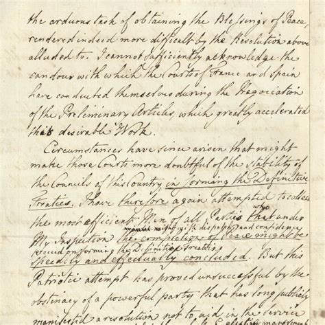 up letter to king george iii george iii s draft abdication letter to be made