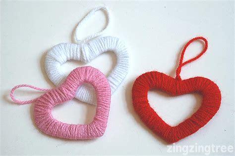 Cheap Diy Halloween Decorations Simply Stylish Easy Wool Heart Wreath Decorations