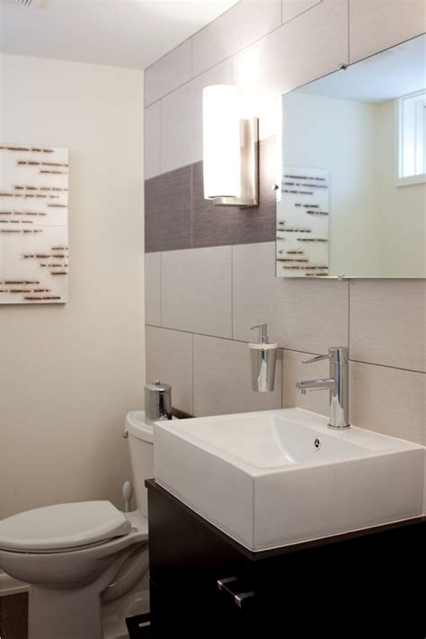contemporary half bathroom ideas info home and furniture