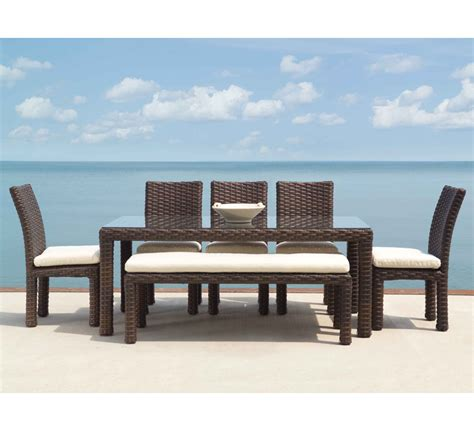 patio dining set with bench patio dining sets with bench images pixelmari com