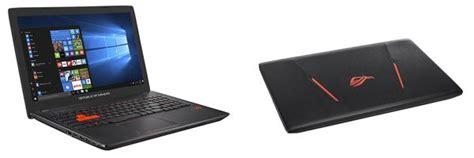 Berapa Keyboard Laptop Asus harga asus rog gl553vd gl553ve spesifikasi lengkap