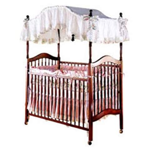 Crib With Canopy by Canopy Baby Crib Canopy