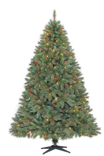 8 prelit laguna pine christmas tree at menards 174