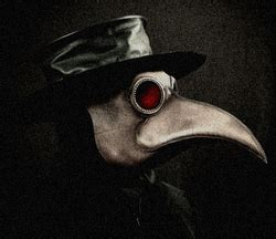 The Enigmatic Plague Doctor Halloween Crafts For Kids Ghosts