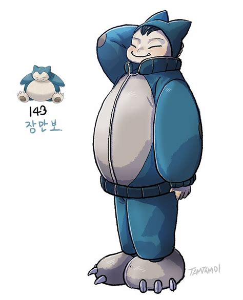 doodle god umano 143 snorlax pok 233 mon and
