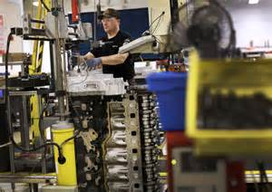 Volvo Powertrain Hagerstown Us Factory Output Rebounded In May After April Dip Daily