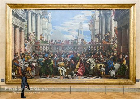 Wedding At Cana By Paolo Veronese Analysis by The Raft Of The Medusa Le Radeau De La Meduse Musee Du