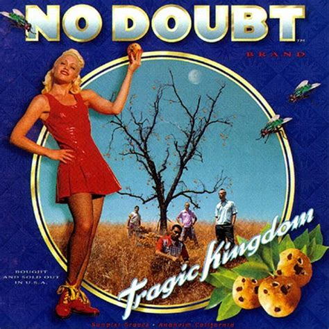 No Doubt There Will Be Another Album by 1995 In Cxf Culture Crossfire Culturecrossfire