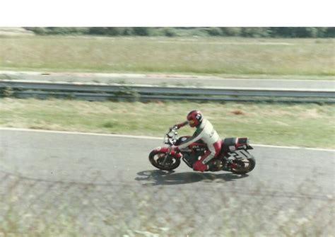 Kaos Cafe Racer 49 64 laverda ye motori 24h du mans 1983