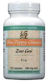 supplement yin blue poppy herbs blue poppy zuo gui yin