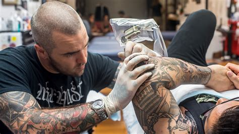 the 10 best tattoo parlours in sydney