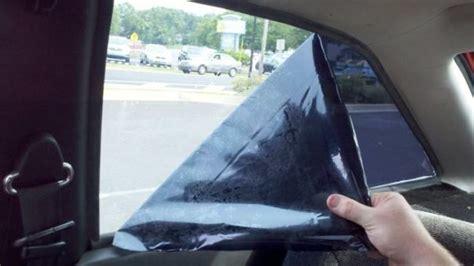 remove window tint  home