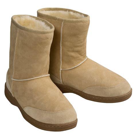 sheepskin boots for acorn sheepskin boots for 10605 save 61