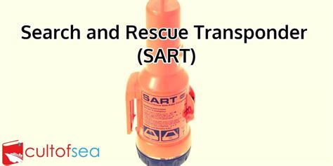 what is a rescue what is sart search and rescue radar transponder