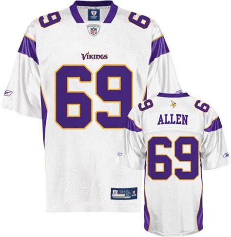 youth purple jared allen 69 jersey a lifetime p 587 jared allen minnesota vikings replica jersey vikings