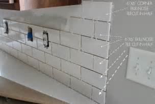 how install subway tile kitchen backsplash home design mosaic