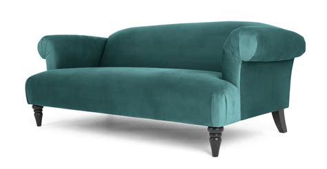 peacock blue sofa wolseley 3 seater sofa peacock blue velvet sofas etc