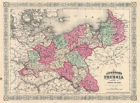file johnson map  prussia germany geographicus